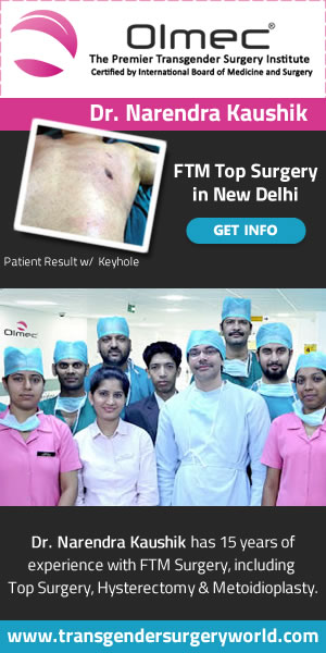Female to Male Surgery India