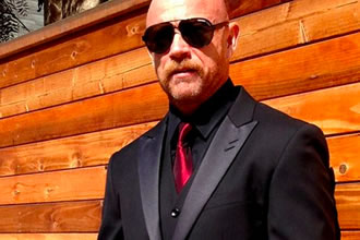Buck Angel Sharpe Suiting