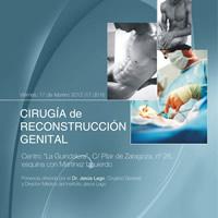 Cirugía de Reconstrucción Genital