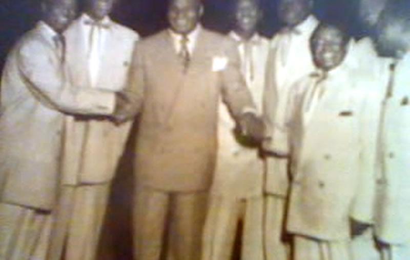 Spirit Of Memphis Quartet If I Should Miss Heaven