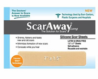 ScarAway Silicone Sheets